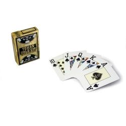 Copag Texas Hold'em Gold Jumbo (svart)