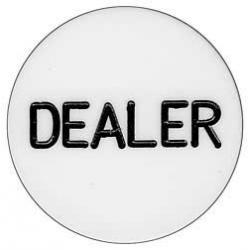 Dealer knap